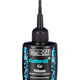 Muc-Off Wet Lube Chain Oil for humid conditions 120,ml